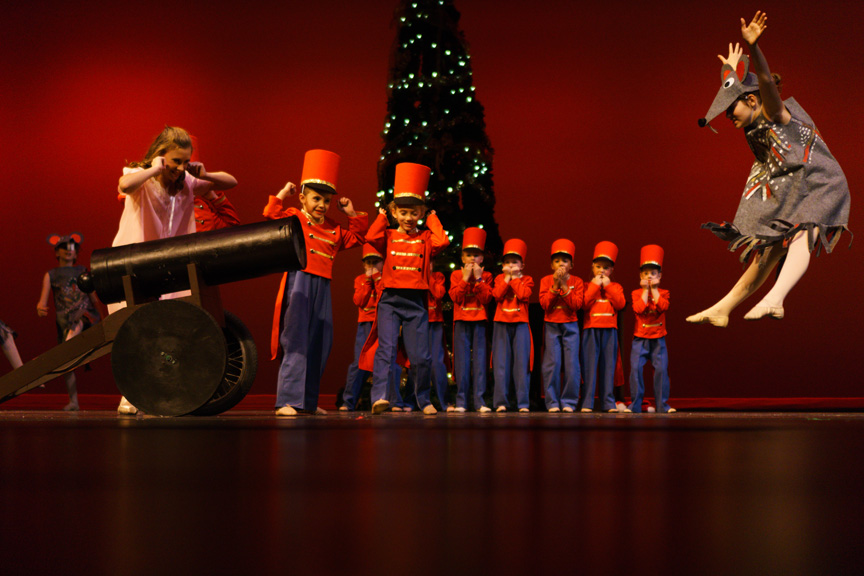 Southwest Ballet Theatre's annual tradition of Tchaikovsky's Nutcracker